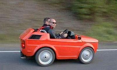 К мини-Rolls-Royce может присоединиться мини-Maybach