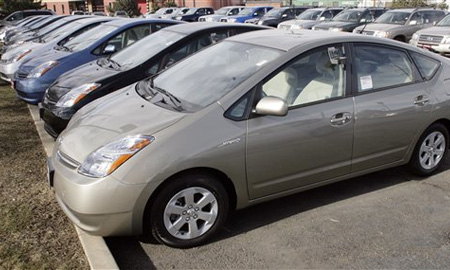 Советский эмигрант заявил права на авторство Toyota Prius