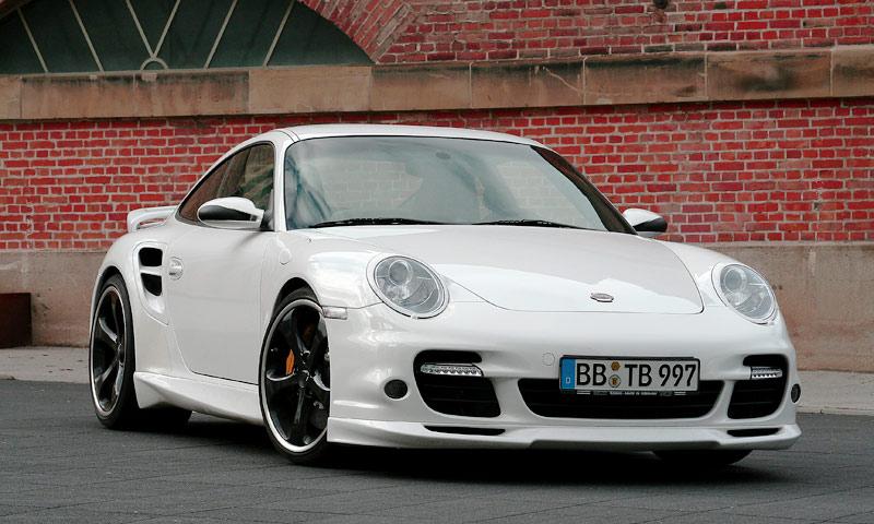 Один из самых быстрых Porsche в истории