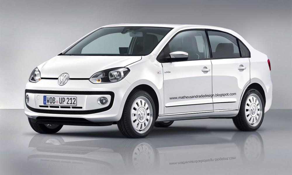 Volkswagen Up! sedan