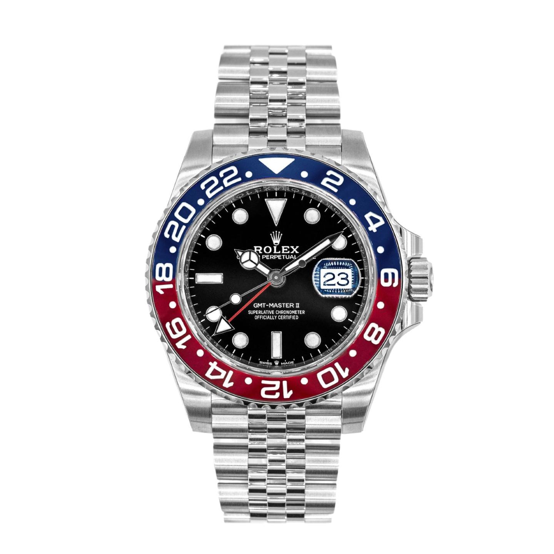 Часы GMT-Master II «Pepsi», Rolex