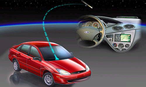 Siemens представит в России профессиональные автомобильные GPS