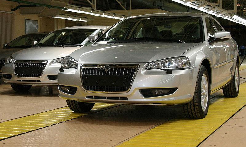 ГАЗ начинает выпуск новой модификации Volga Siber