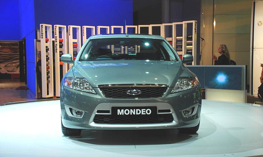 Начало производства Ford Mondeo в России отложили