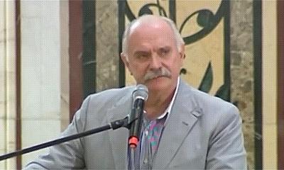 Никита Михалков обвинил «Синие ведерки» во лжи