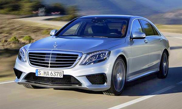Mercedes-Benz рассекретил новый S63 AMG