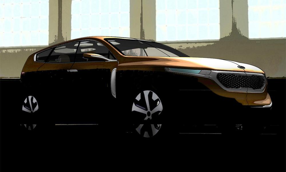 Новый внедорожник Kia Cross GT: скандалы, интриги, расследования