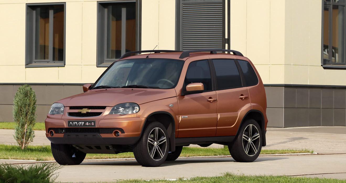 У Chevrolet Niva провели ревизию в комплектациях 29