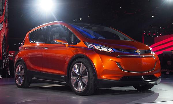 Ford разработает конкурента Chevrolet Bolt