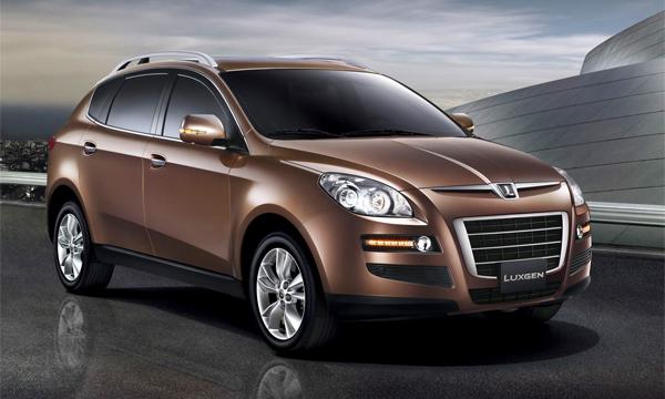 Автомобили Luxgen будут продаваться в 11 городах России