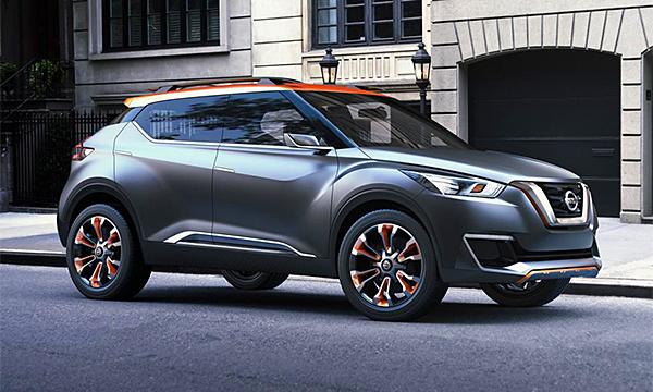 Nissan представил кроссовер меньше Juke