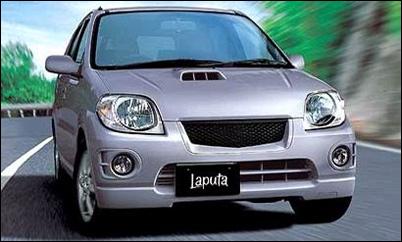 Pajero, Kalina, Punto и еще 5 автомобилей, название которых лучше не знать