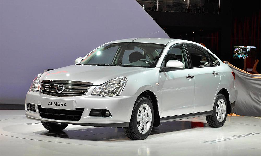 Названа предварительная стоимость нового Nissan Almera