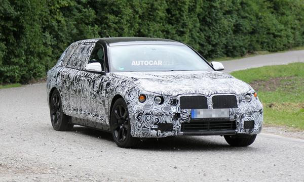 Новая BMW 5-Series появится в 2016 году