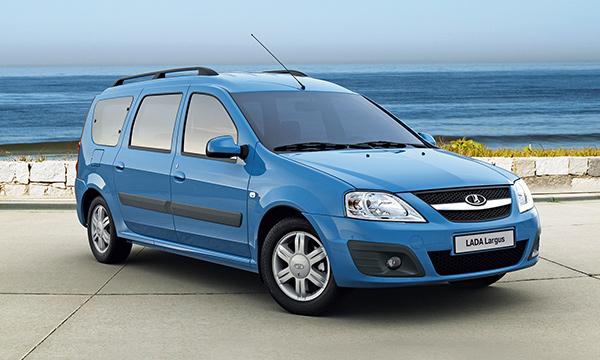 АвтоВАЗ отзывает в России почти 7,5 тысяч автомобилей Lada Largus