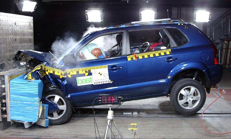 EuroNCAP убил Hyundai Tucson