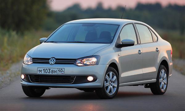 Volkswagen поднял цены на Polo Sedan