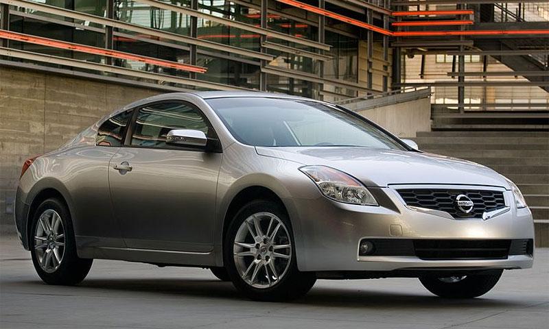Купе Nissan Altima 2008