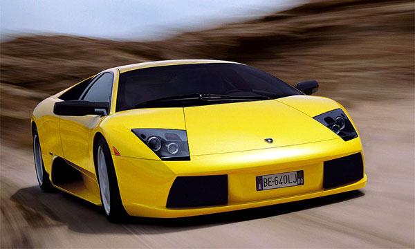Москвичи раскупили все Lamborghini