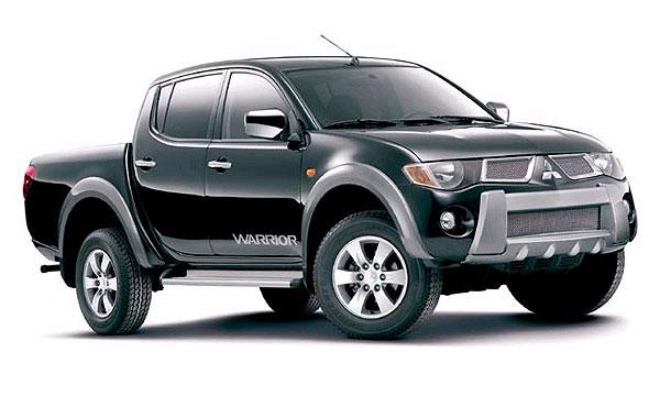 Mitsubishi показала новый L200 Warrior