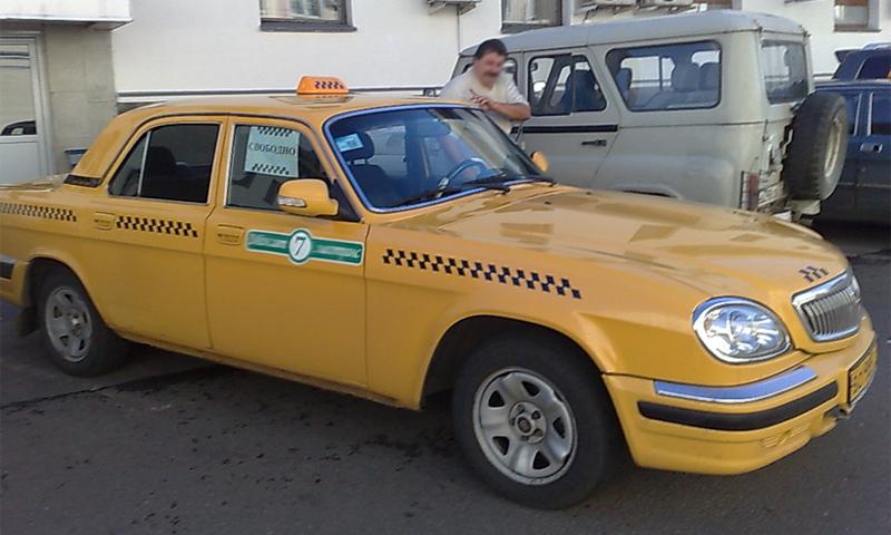 Таксистам будут выдавать разрешения по интернету
