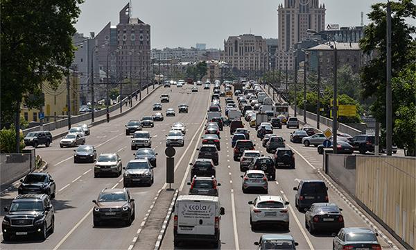 Московские дороги проверят лазером
