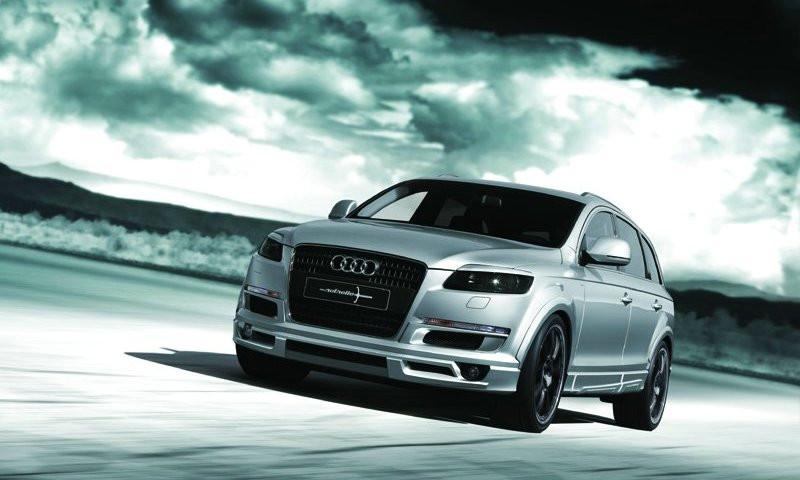 Audi Q7 Nothelle Bi-Turbo 4.2 V8