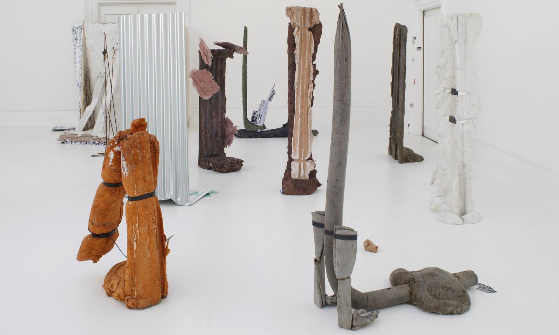 Майкл Дин. Выставка«Sic Glyphs» в Лондоне, 2016