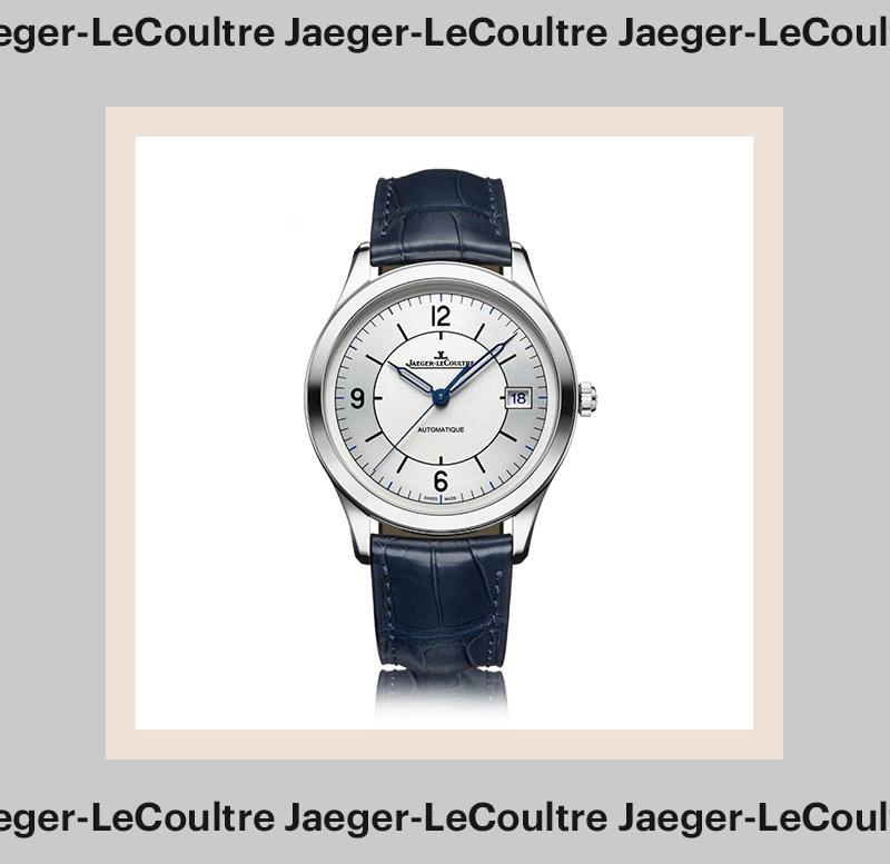 Master Control Date, Jaeger-LeCoultre, сталь - 385 тыс.руб