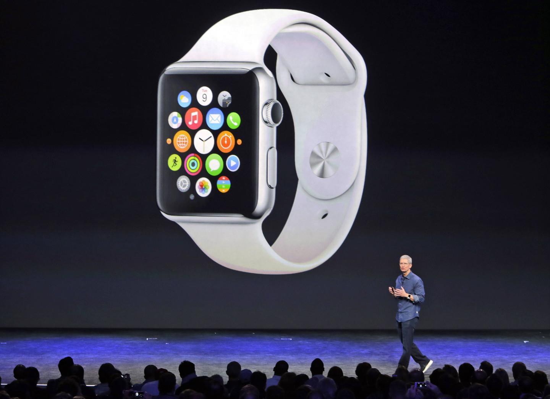 Apple Watch, 2014