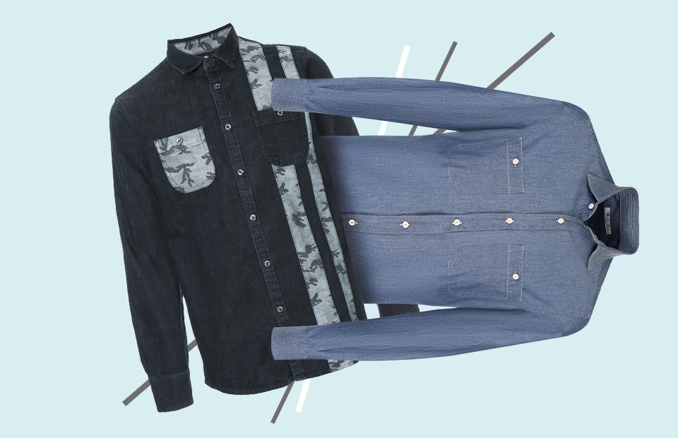 f5028999da6 Где купить джинсовую рубашку на каждый день и с чем ее носить    Вещи     РБК.Стиль