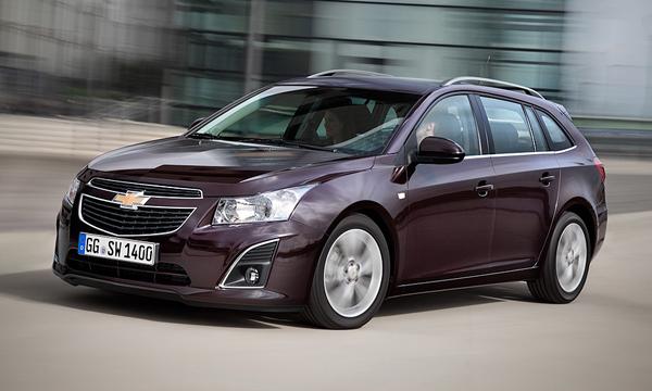 Chevrolet Cruze получит турбированный мотор