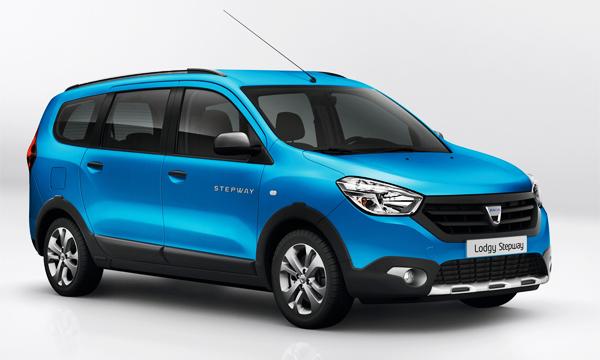 На базе Renault Logan построили два вседорожника