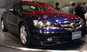 Новая Honda Legend