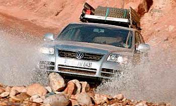 Volkswagen Touareg завершил кругосветку