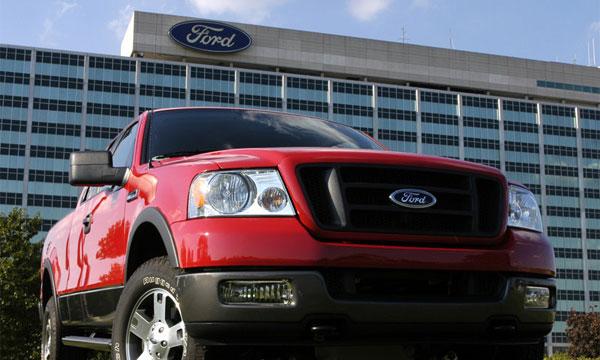 Продажи автомобилей Ford в США резко уменьшились