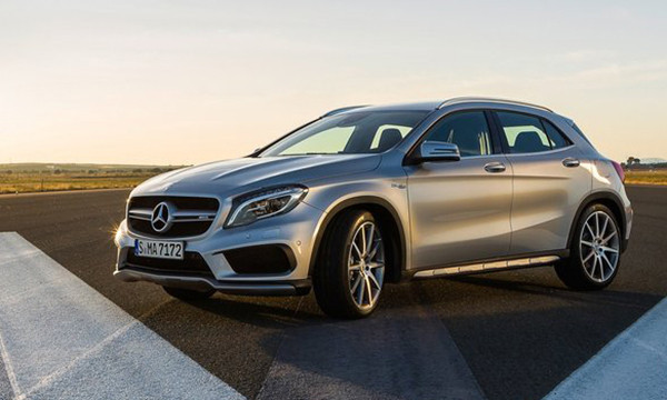 Mercedes-Benz объявил цены на GLA AMG