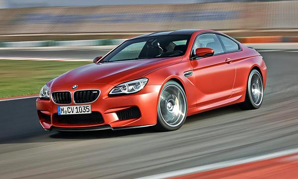 BMW представила обновленное семейство 6-Series