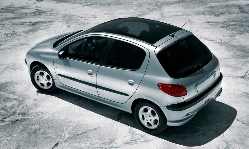 Peugeot 206 Panoramic