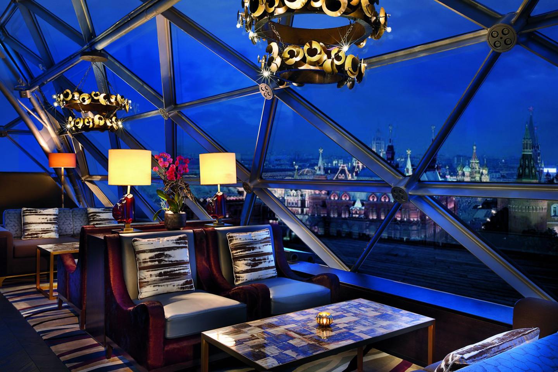 Терраса ресторана O2 Lounge