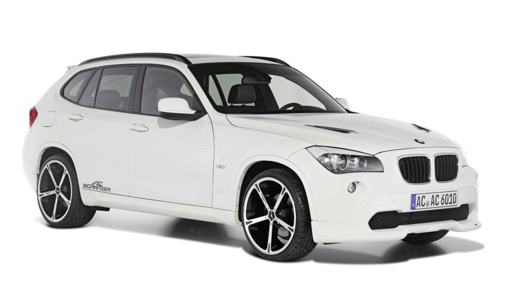 AC Schnitzer представит в Женеве самый мощный дизельный BMW X1