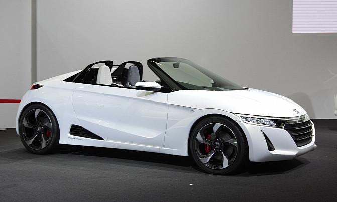 Honda приступила к разработке компактного родстера