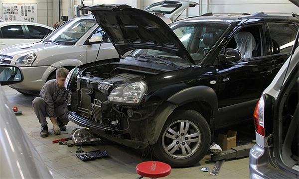 В России начали действовать новые цены на ремонт в ОСАГО