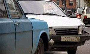 Вчера в Москве произошло 23 крупных ДТП