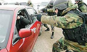 В Москве задержана банда угонщиков иномарок