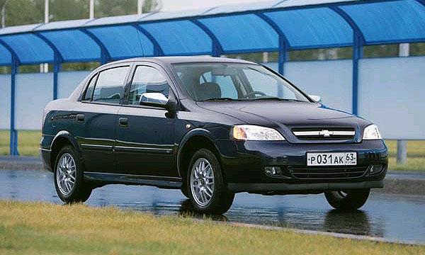 Chevrolet Viva сняли с производства