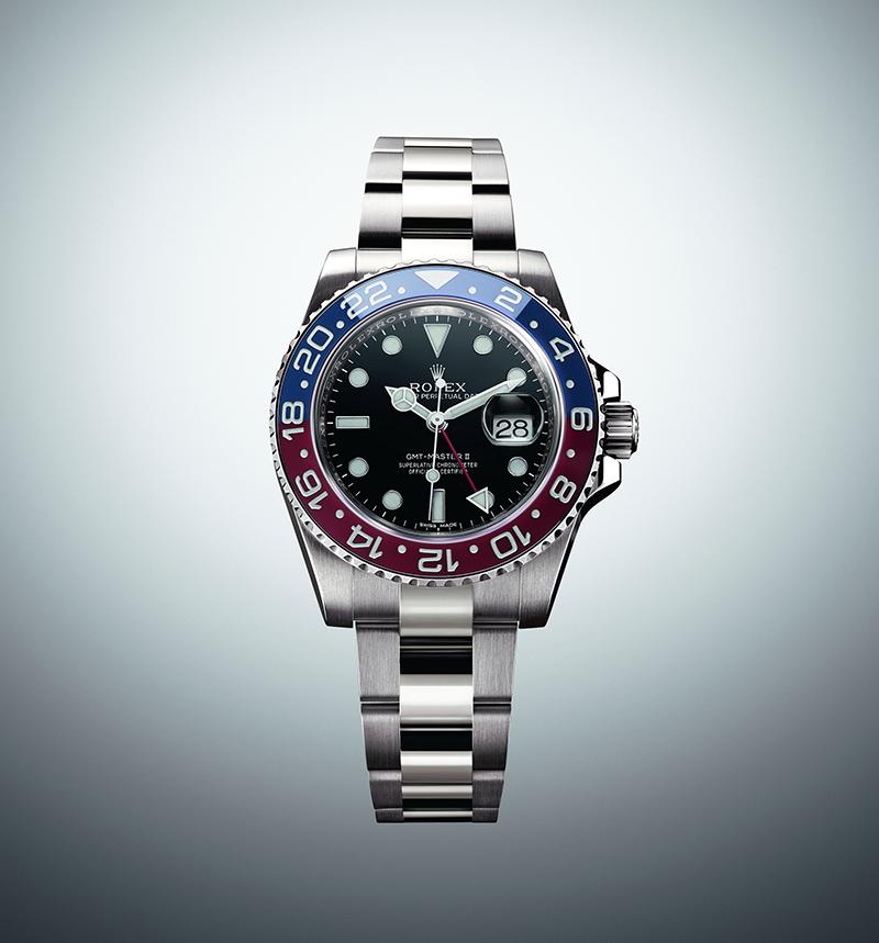 Первые часы GMT-Master 1955 года, Rolex