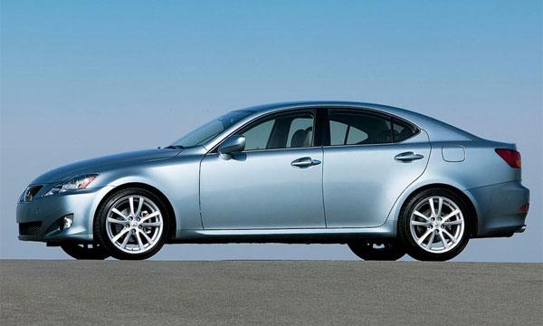 Lexus подтвердил выпуск спортивной серии F