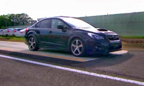 Subaru WRX STI: духу не хватило