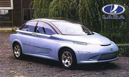 Мировые сенсации конструкторов АвтоВАЗа